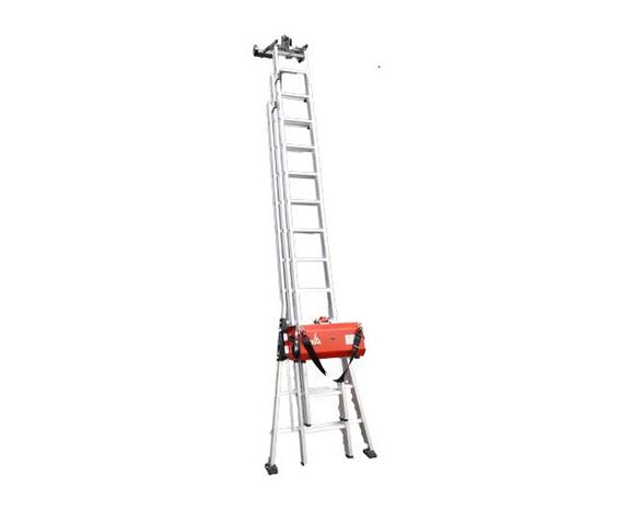 Laddertakels